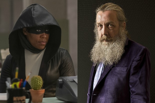 Watchmen Alan Moore Should Watch Tv Series Says Regina King Radio Times