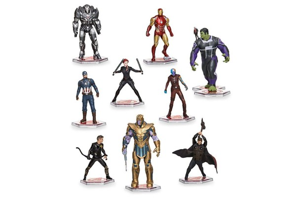 Avengers: Endgame Deluxe Figurine Playset