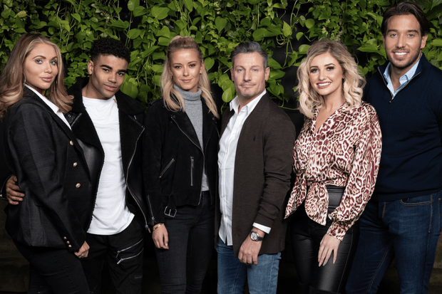 Celebs Go Dating series 8