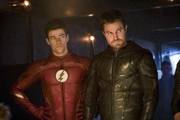 The Flash, Green Arrow