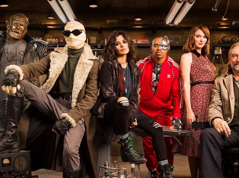 How To Watch Doom Patrol In The Uk Dc Show S Season Two Release