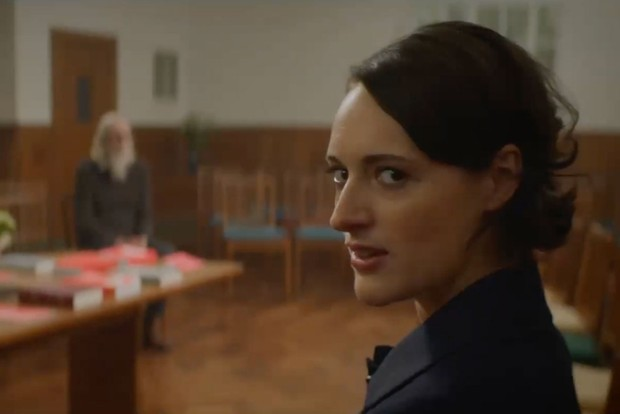Phoebe Waller-Bridge stars in Fleabag on BBC iPlayer and Amazon Prime Video