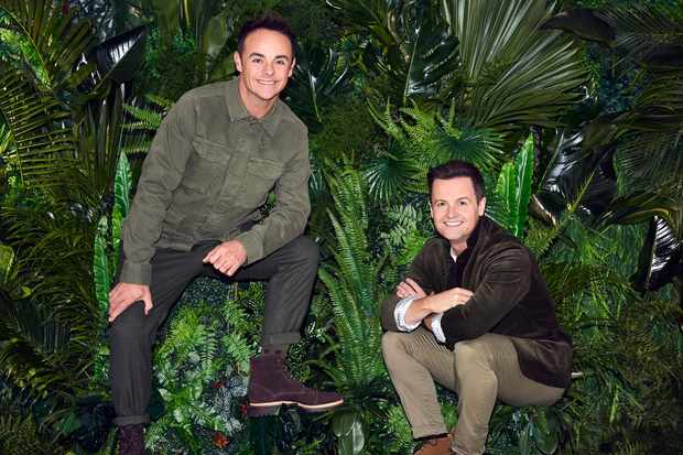 From ITV Studios  I'm A Celebrity... Get Me Out Of Here!: SR19 on ITV  Pictured: Ant & Dec.  This photograph is (C) ITV Plc and can only be reproduced for editorial purposes directly in connection with the programme or event mentioned above, or ITV plc. Once made available by ITV plc Picture Desk, this photograph can be reproduced once only up until the transmission [TX] date and no reproduction fee will be charged. Any subsequent usage may incur a fee. This photograph must not be manipulated [excluding basic cropping] in a manner which alters the visual appearance of the person photographed deemed detrimental or inappropriate by ITV plc Picture Desk.  This photograph must not be syndicated to any other company, publication or website, or permanently archived, without the express written permission of ITV Picture Desk. Full Terms and conditions are available on the website www.itv.com/presscentre/itvpictures/terms  For further information please contact: james.hilder@itv.com / 0207 157 3052