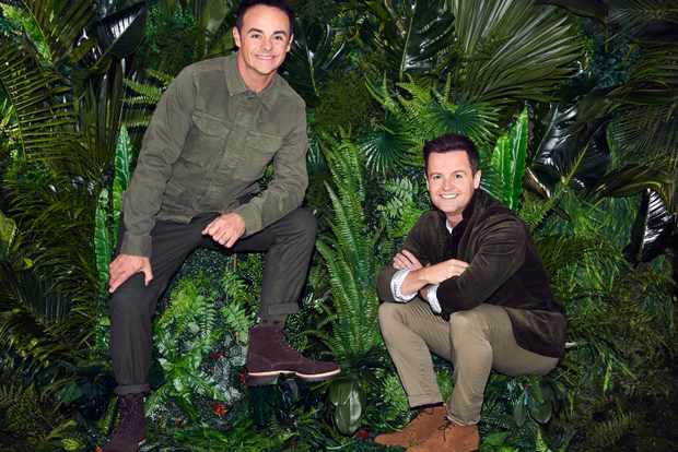 Ant and Dec, hosts of I'm A Celebrity Get Me Out of Here on ITV