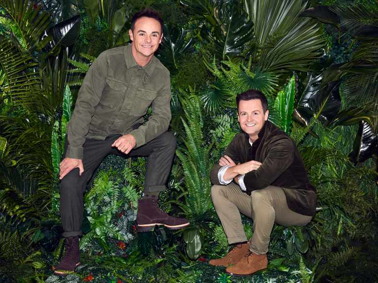 Ant and Dec make Prince Andrew dig as I'm a Celebrity kicks off