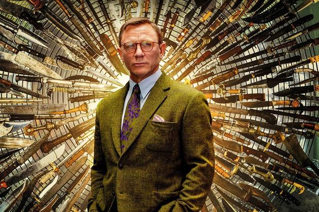 Daniel Craig as Benoit Blanc in Kinves Out (Lionsgate)