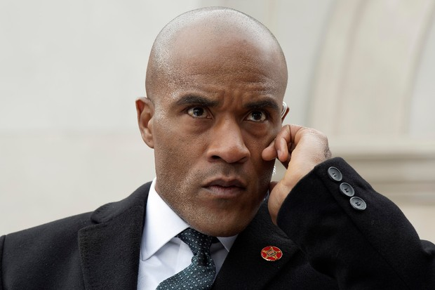 LaMonica Garrett in Designated Survivor