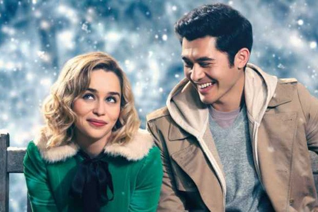 Emilia Clarke and Henry Golding in Last Christmas (Universal)