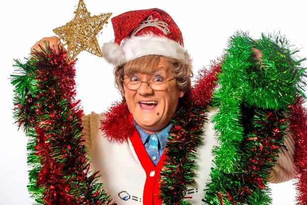 Mrs Brown's Boys Christmas