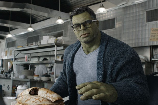 Znalezione obrazy dla zapytania: mark ruffalo hulk