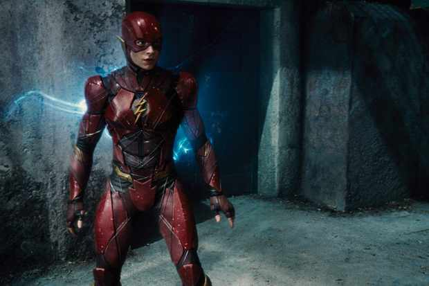 The Flash (Ezra Miller) - Justice League