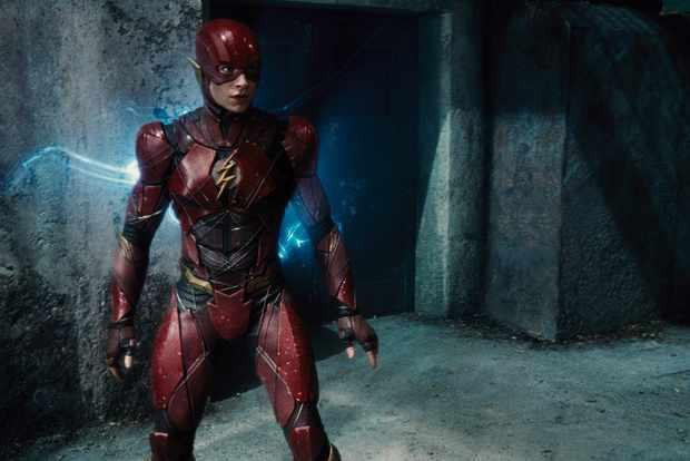 The Flash (Ezra Miller) - Justice League