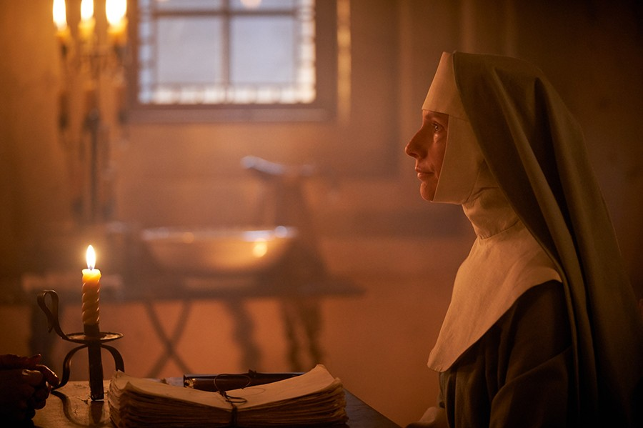 Sister Agatha in Dracula (BBC)
