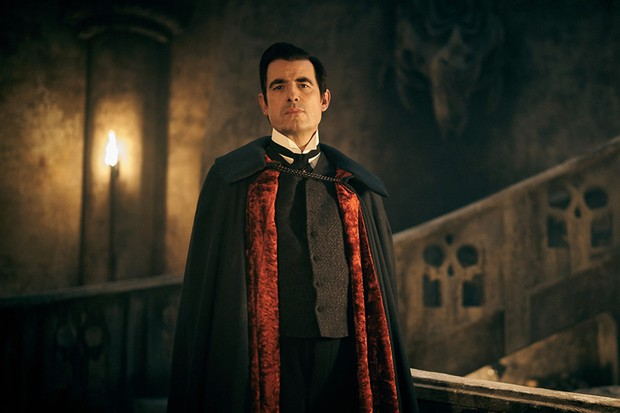 Dracula - episode 1