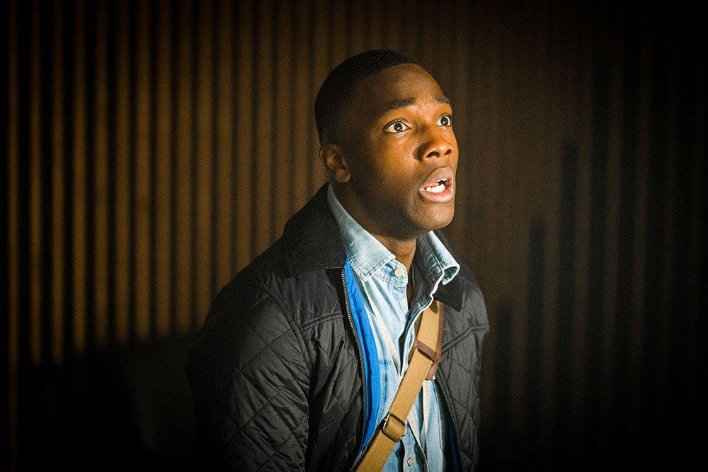 Tosin Cole as Ryan in Doctor Who (BBC)