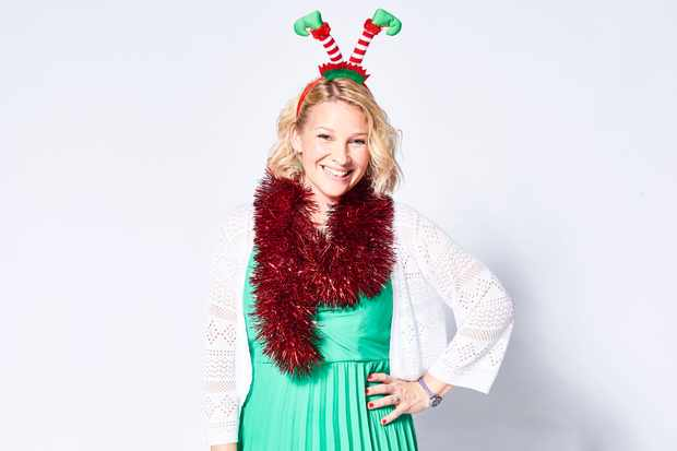WARNING: Embargoed for publication until 00:00:01 on 07/12/2019 - Programme Name: Gavin and Stacey - TX: n/a - Episode: Gavin and Stacey Christmas Special 2019 (No. n/a) - Picture Shows:  Stacey Shipman (JOANNA PAGE) - (C) GS TV Productions Ltd - Photographer: Tom Jackson