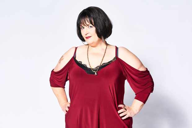 WARNING: Embargoed for publication until 00:00:01 on 07/12/2019 - Programme Name: Gavin and Stacey - TX: n/a - Episode: Gavin and Stacey Christmas Special 2019 (No. n/a) - Picture Shows:  Nessa Jenkins (RUTH JONES) - (C) GS TV Productions Ltd - Photographer: Tom Jackson