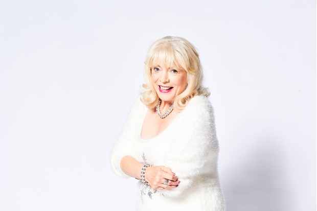 WARNING: Embargoed for publication until 00:00:01 on 07/12/2019 - Programme Name: Gavin and Stacey - TX: n/a - Episode: Gavin and Stacey Christmas Special 2019 (No. n/a) - Picture Shows: Pam shipman (ALISON STEADMAN) - (C) GS TV Productions Ltd - Photographer: Tom Jackson