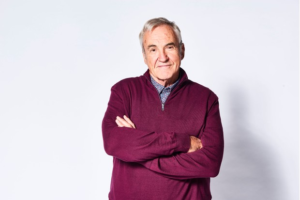 WARNING: Embargoed for publication until 00:00:01 on 07/12/2019 - Programme Name: Gavin and Stacey - TX: n/a - Episode: Gavin and Stacey Christmas Special 2019 (No. n/a) - Picture Shows: Mick Shipman (LARRY LAMB) - (C) GS TV Productions Ltd - Photographer: Tom Jackson