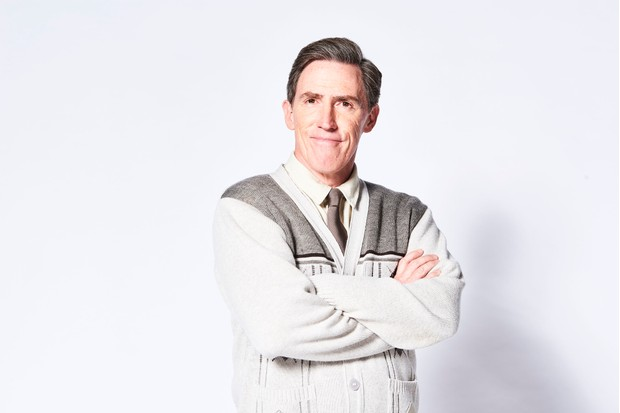 WARNING: Embargoed for publication until 00:00:01 on 07/12/2019 - Programme Name: Gavin and Stacey - TX: n/a - Episode: Gavin and Stacey Christmas Special 2019 (No. n/a) - Picture Shows: Bryn West (ROB BRYDON) - (C) GS TV Productions Ltd - Photographer: Tom Jackson