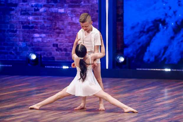 The Greatest Dancer Series 2 Lily and Joseph (BBC)