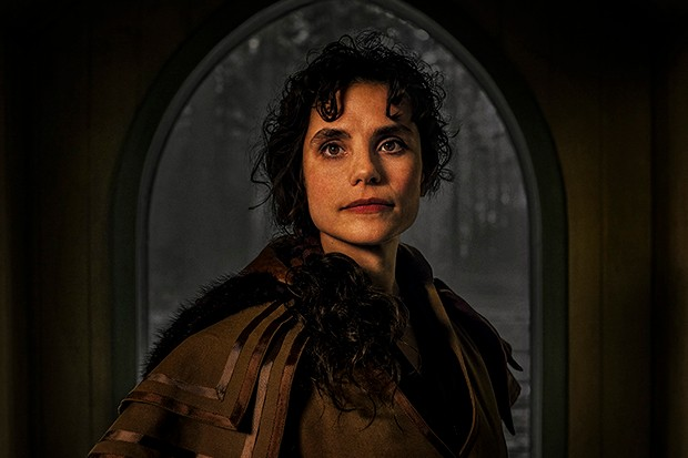 Charlotte Riley in A Christmas Carol