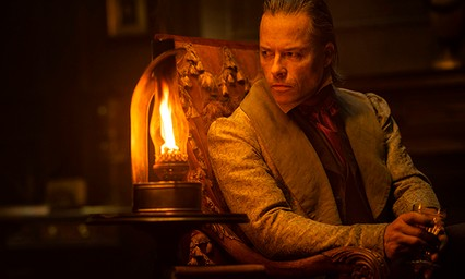 A Christmas Carol - what time is it on TV? Episode 2 Series 1 cast list and preview.