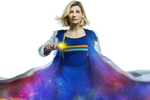 WARNING: Embargoed for publication until 17:00:01 on 02/12/2019 - Programme Name: Doctor Who Series 12 - TX: n/a - Episode: Launch (No. n/a) - Picture Shows: **STRICTLY EMBARGOED UNTIL 02/12/2019 17:00:01** The Doctor (JODIE WHITTAKER) - (C) BBC / BBC Studios - Photographer: Alan Clarke