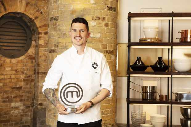 WARNING: Embargoed for publication until 21:01:00 on 19/12/2019 - Programme Name: Masterchef: The Professionals - TX: 19/12/2019 - Episode: The Final Three (No. The Final Three) - Picture Shows:   - (C) - - Photographer: -