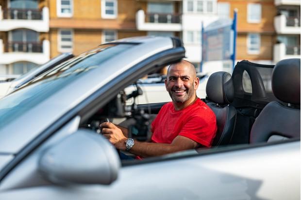 Top Gear series 28 - Chris Harris