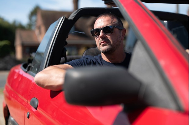 Top Gear series 28 - Paddy McGuiness