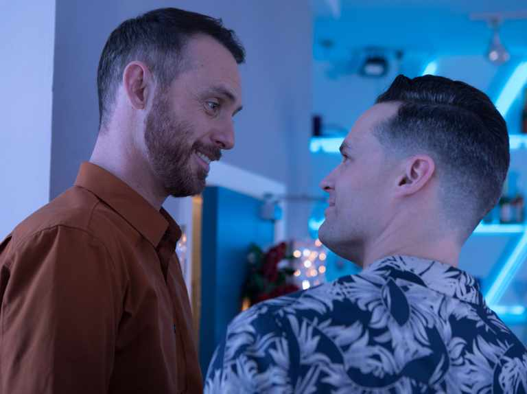 Next week's Hollyoaks spoilers: Liam and James are on and all eyes are on Mercedes (16-20 December 2019)