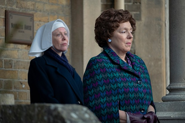 Annabelle Apison plays Violet Buckle in Call the Midwife