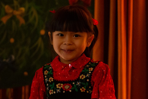 April Rae Hoang plays May in Call the Midwife