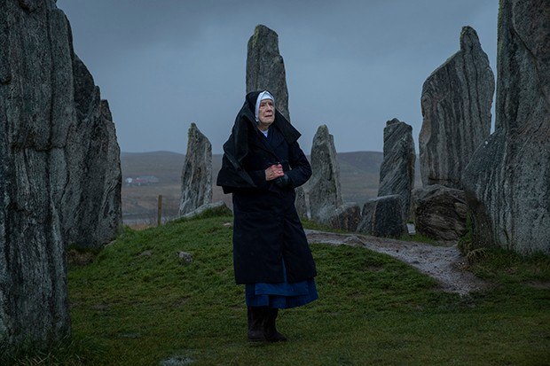 Call the Midwife standing stones