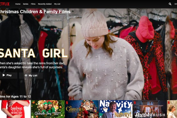 Secret Codes To Unlock All Christmas Movies On Netflix Radio Times