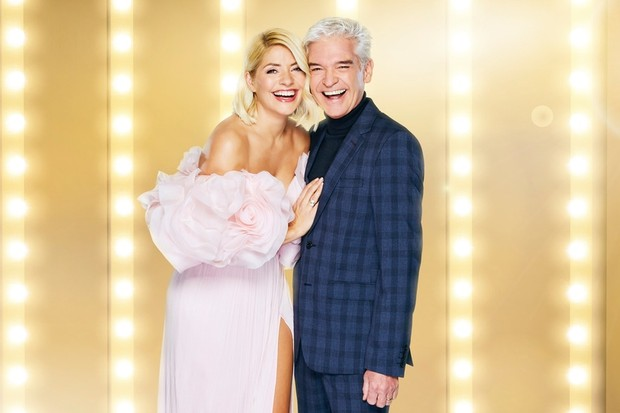 Dancing on Ice 2020 Holly and Phil (ITV)