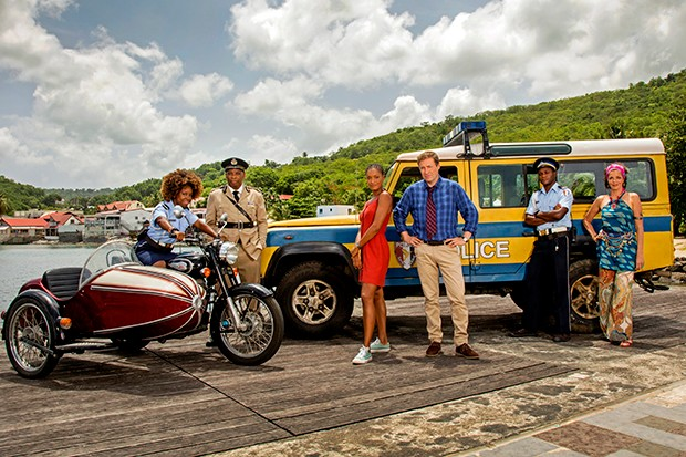 Death in Paradise cast