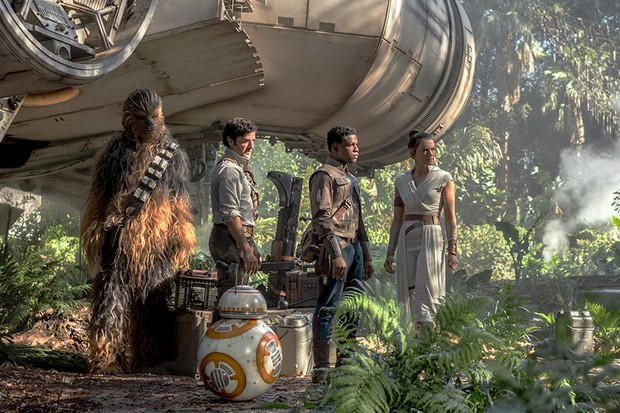 Star Wars The Rise Of Skywalker Cast Actors And Characters In Full Radio Times