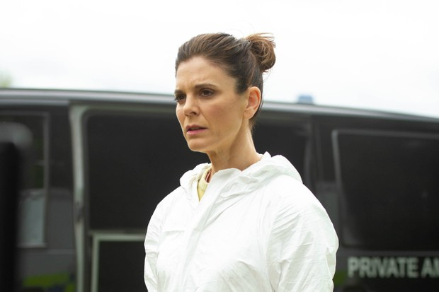 Emilia Fox as Dr Nikki Alexander in Silent Witness