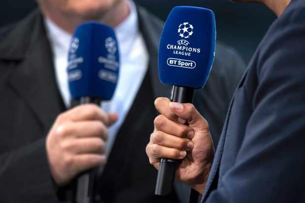 Champions League BT Sport
