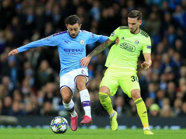 Dinamo Zagreb V Man City Watch On Tv Live Stream Time Prediction Radio Times