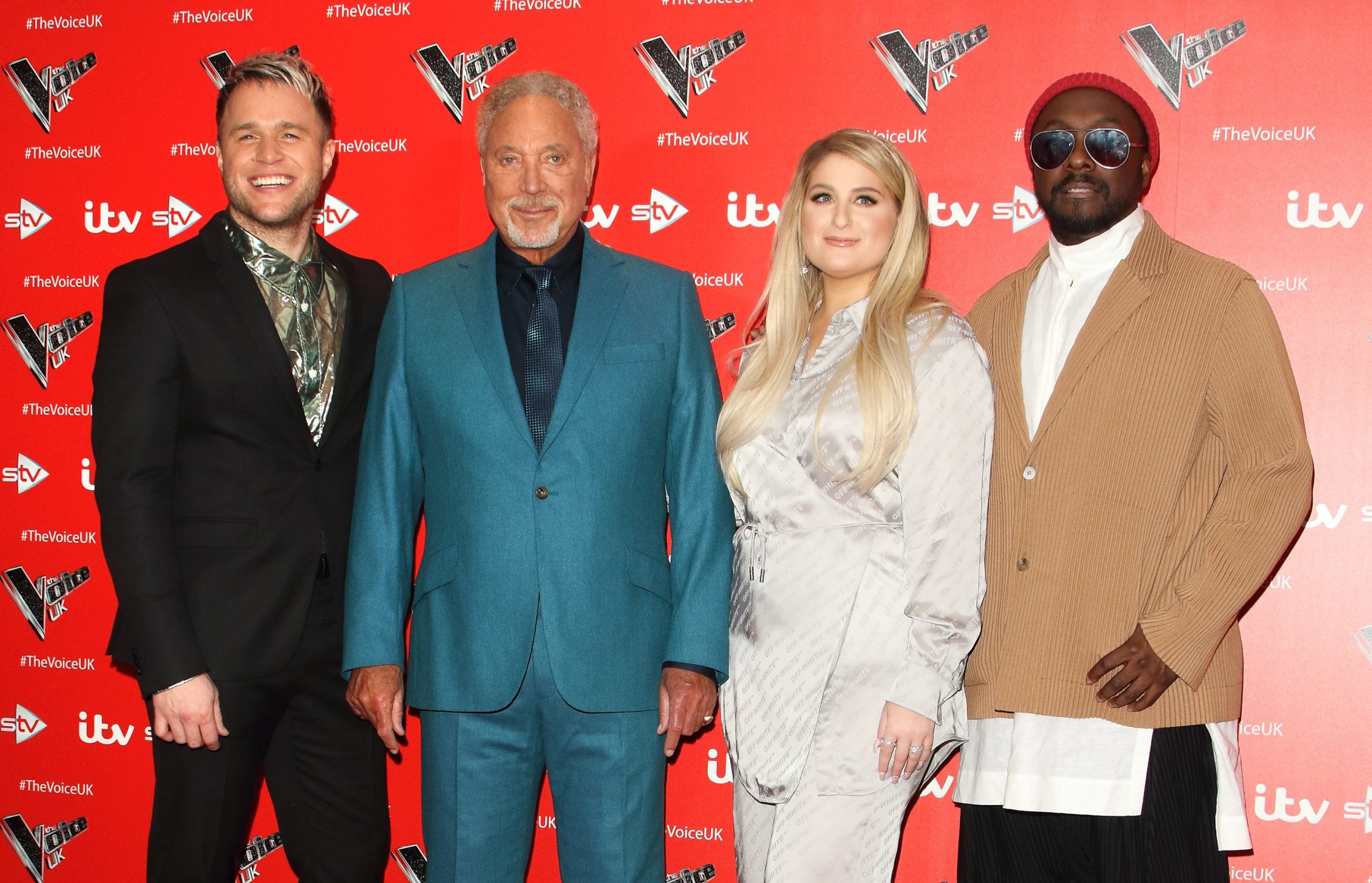 The Voice UK Series 9 launch in London, UK