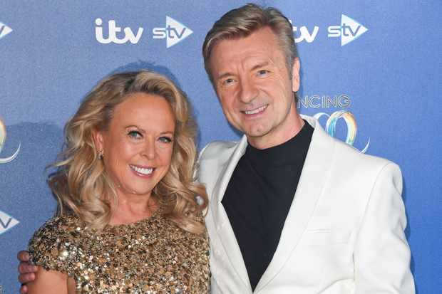 Dancing On Ice 2019 Torvill and Dean