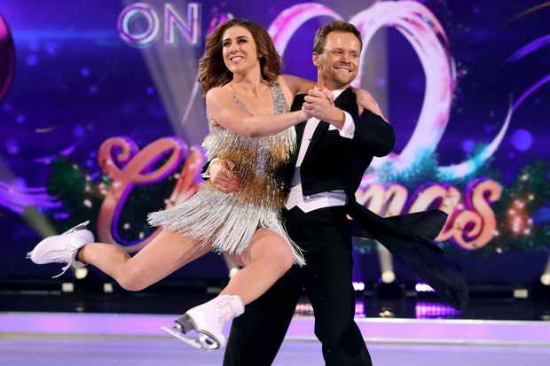 Dancing On Ice 2019 - Libby Clegg