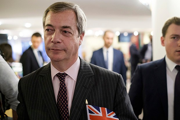 Nigel Farage (Getty Images)
