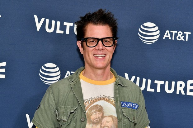 NEW YORK, NY - MAY 20:  Johnny Knoxville attends Day Two of the Vulture Festival Presented By AT&T at Milk Studios on May 20, 2018 in New York City.  (Photo by Dia Dipasupil/Getty Images for Vulture Festival)