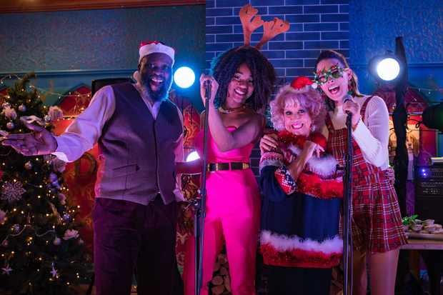 hollyoaks christmas 2019