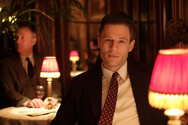 James Norton plays Stephen Ward in The Trial of Christine Keeler