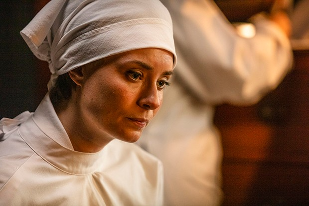Jennifer Kirby plays Nurse Valerie Dyer in Call the Midwife